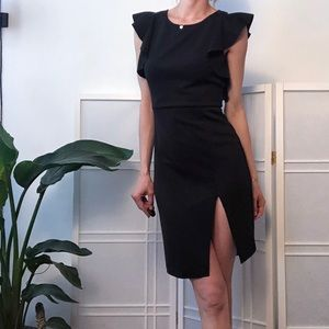 Little black dress by Flying Tomato